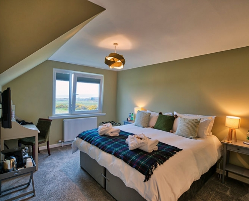 Firth Room Ensuite at Heartseed