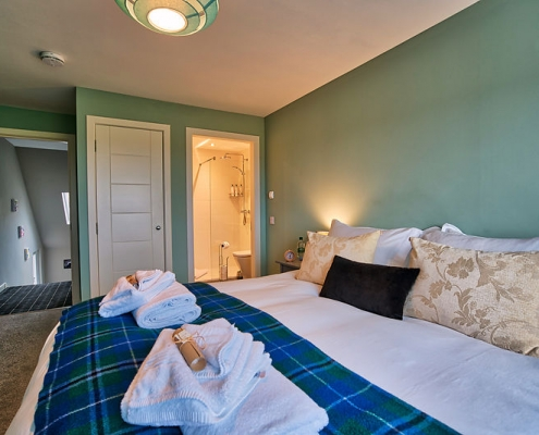 Loch Room at Dornoch Bed and Breakfast