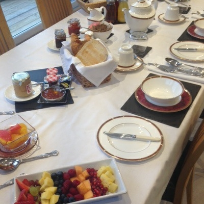 Dornoch Breakfast at B&B